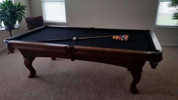 Pool Tables For Sale GreensboroSOLO Pool Table Movers - Moving a pool table in one piece