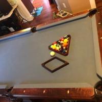 AMF Pool Table