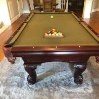Leisure Bay 8ft Pool Table