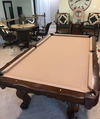 Like New Pool Table