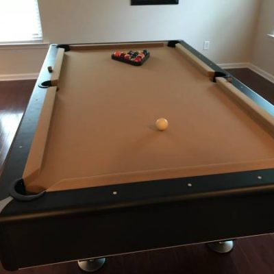 Beautiful Pool Table