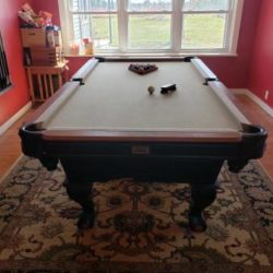 Minnesota Fats Pool Table