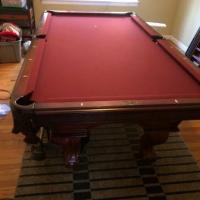 Full Size American Heritage Pool Table