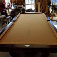 Brunswick Contender 8 Foot Pool Table