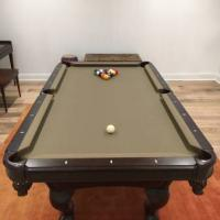 7' AMF Pool Table in Excellent condition