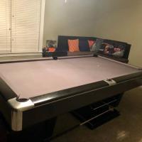 Gandy Big G Pool Table
