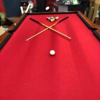 Presidential Billiards Table