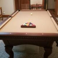 Bailey 8' Pool Table EC